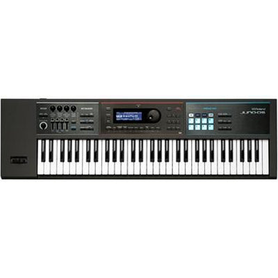 Roland JUNODS61 61-Key Synthesizer Bundle w/ FREE Supplies from Palen Music!
