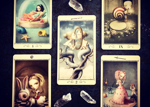 5 Tarot Reading Tips