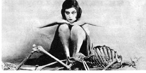 Without Words: Theda Bara 'The Vamp'
