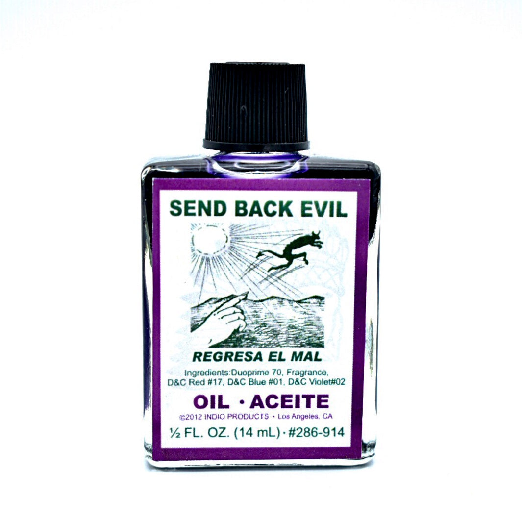 Send Back Evil Oil - Hello Violet