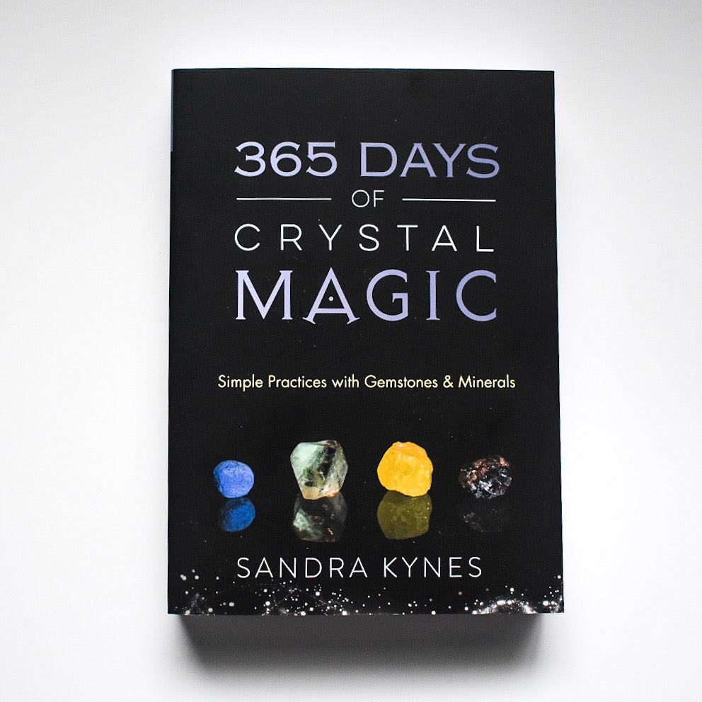 365 Days of Crystal Magic - Hello Violet