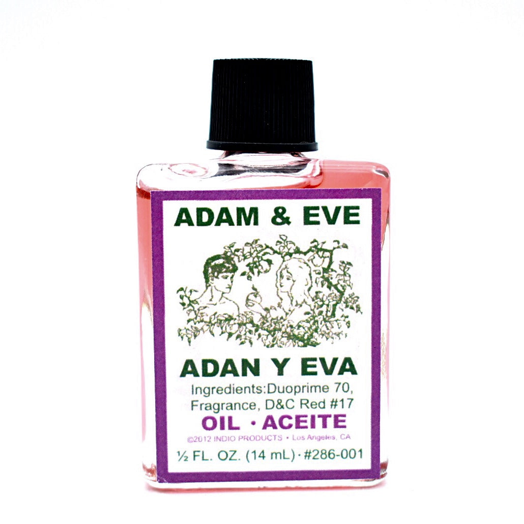 Adam and Eve Oil - Hello Violet