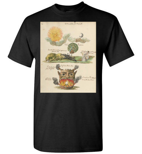 Thesaurus Of Alchemy Tee