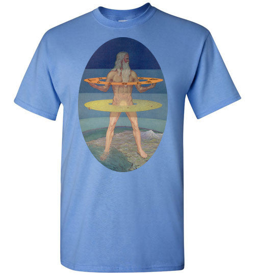 Grand Man Of The Zohar Men's T-Shirt - Hello Violet