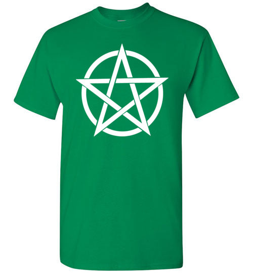 Classic Pentacle T-Shirt - Hello Violet