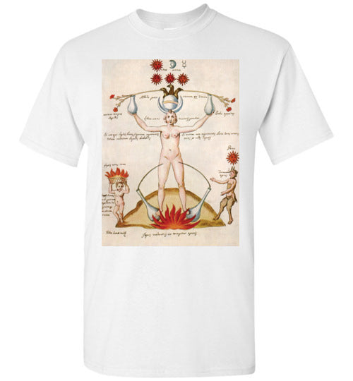 Three and One Hermetic Tee