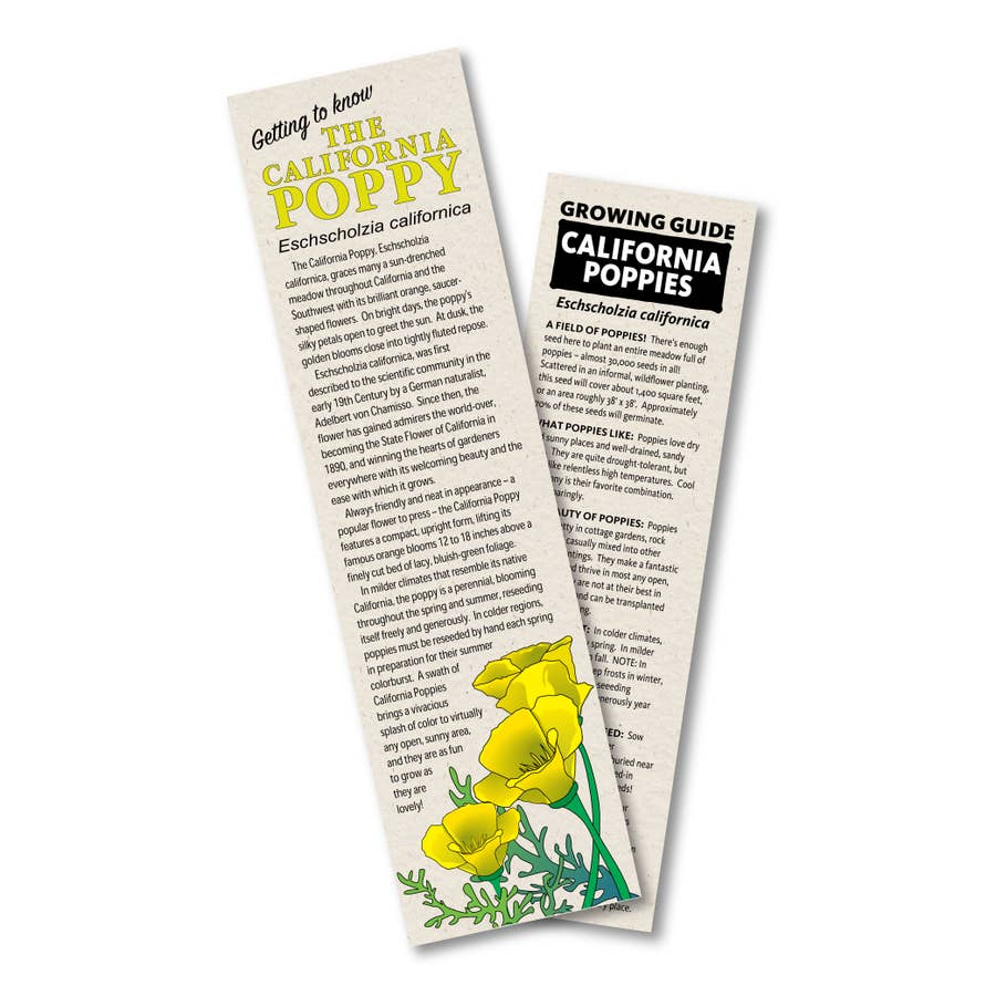 California Poppy | Seed Grow Kit