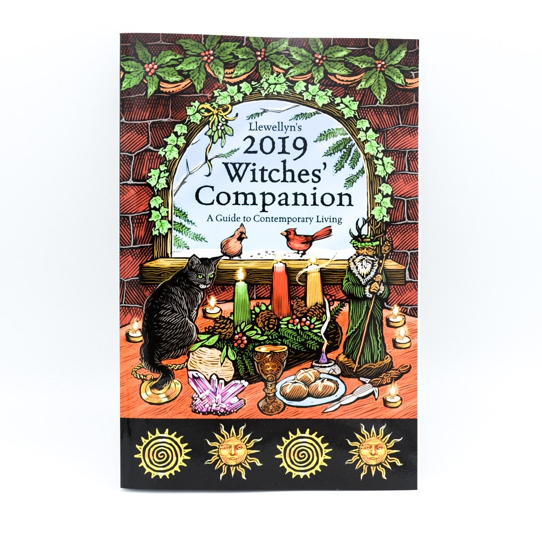 Llewellyn's 2019 Witches' Companion - Hello Violet