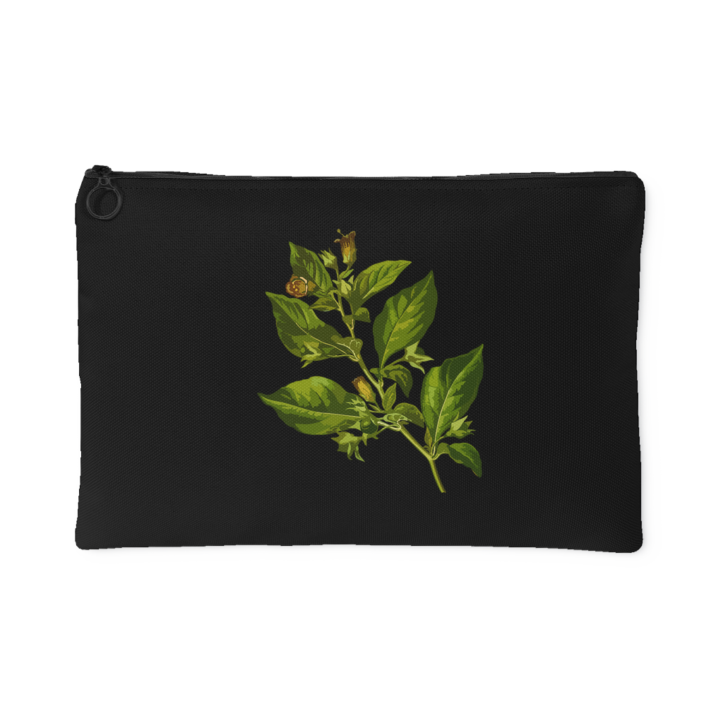 Deadly Nightshade Pouch