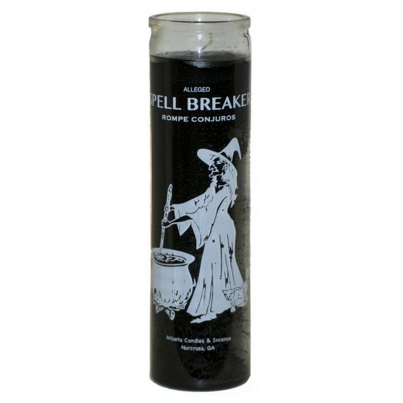 Spell Breaker 7 Day Candle