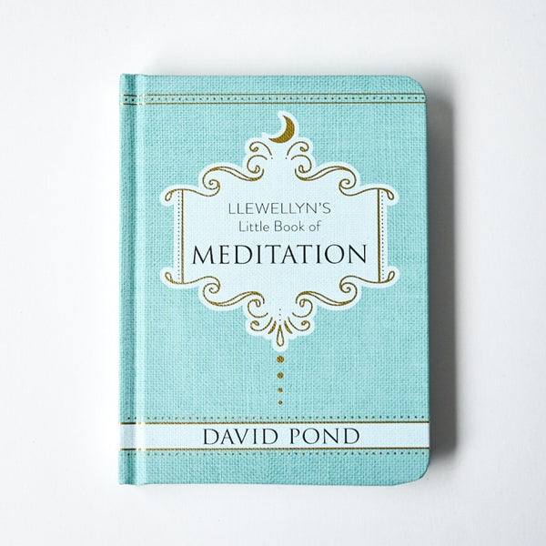 Llewellyn's Little Book of Meditation - Hello Violet