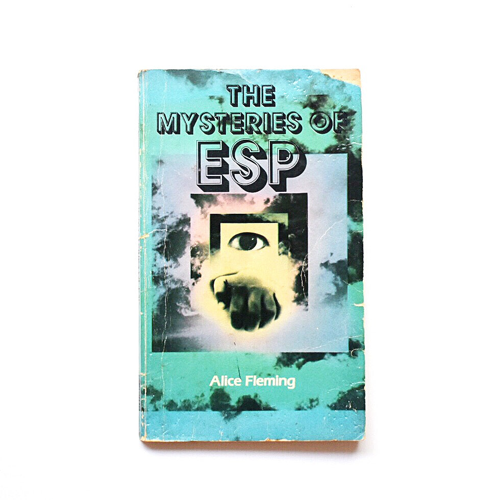 The Mysteries Of ESP // Alice Fleming // 1980
