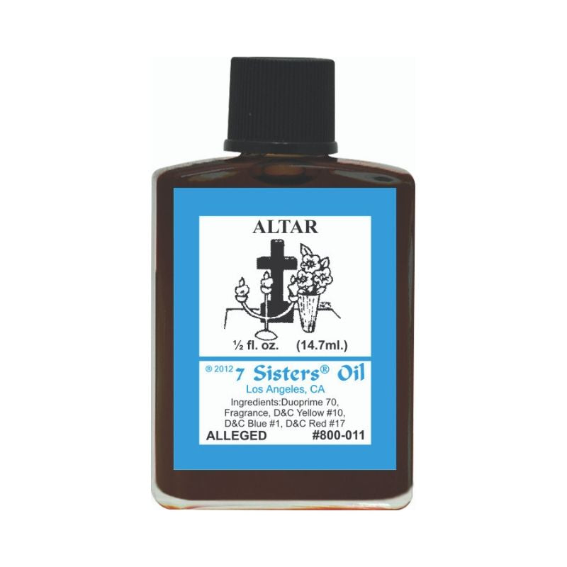 Altar Oil 7 Sisters - Hello Violet