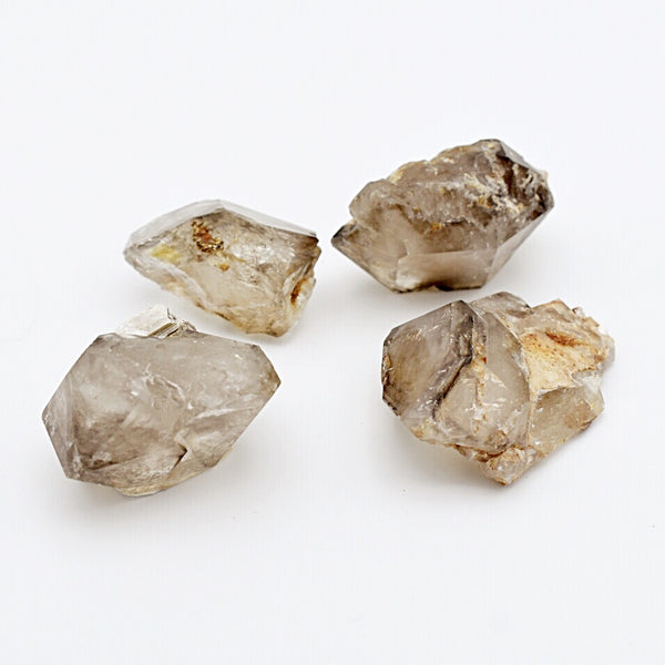 "One Terminated Smoky Elestial Quartz Crystal - Assorted 1"" +"