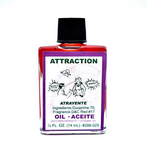 Attraction Oil - Hello Violet