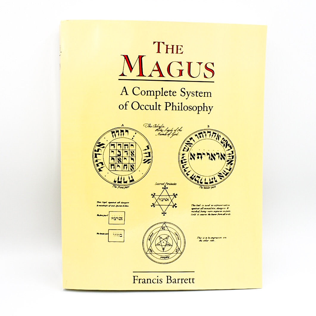 The Magus: A Complete System of Occult Philosophy - Hello Violet