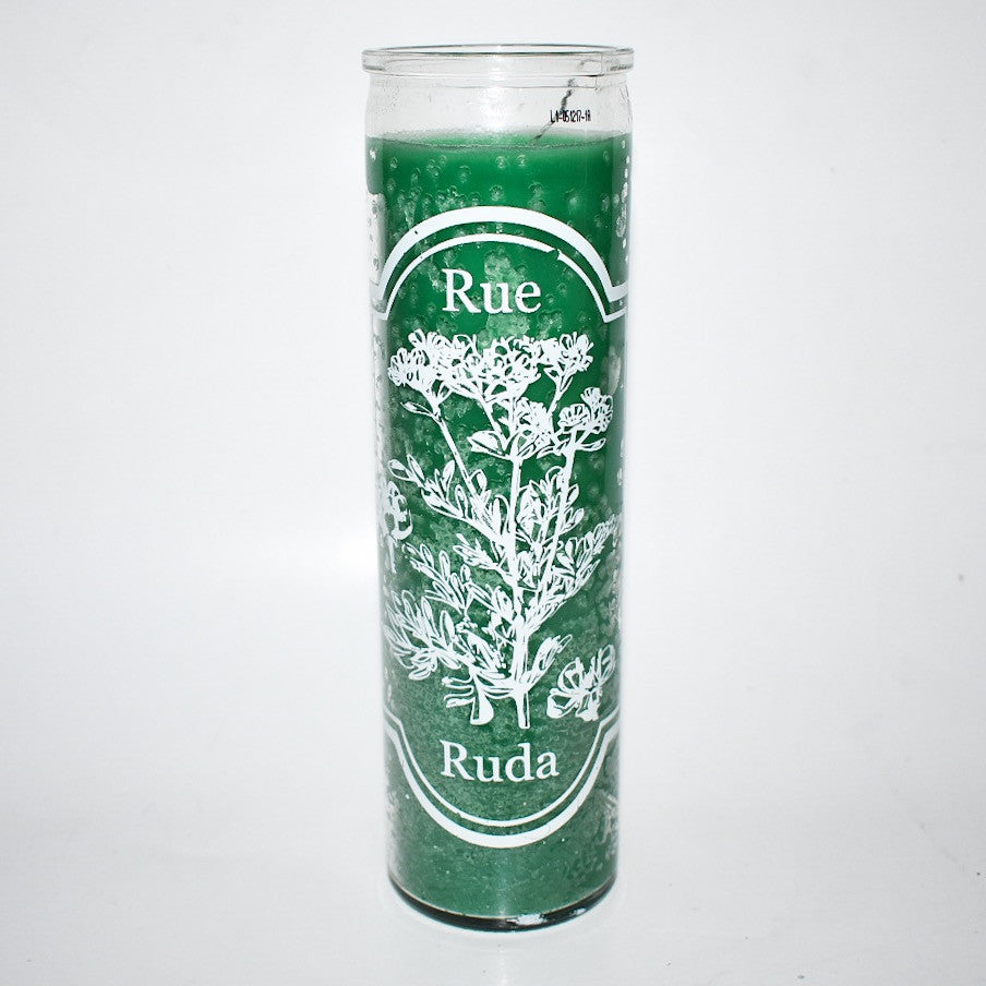 Rue 7 Day Jar Candle
