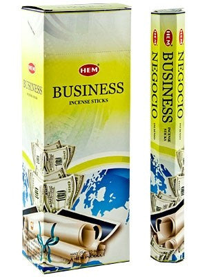 Business HEM Incense 20 Sticks