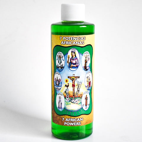 7 African Powers Spiritual Water - Hello Violet