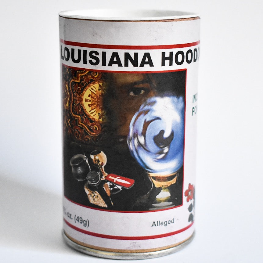 Louisiana Hoodoo Incense Powder - Hello Violet