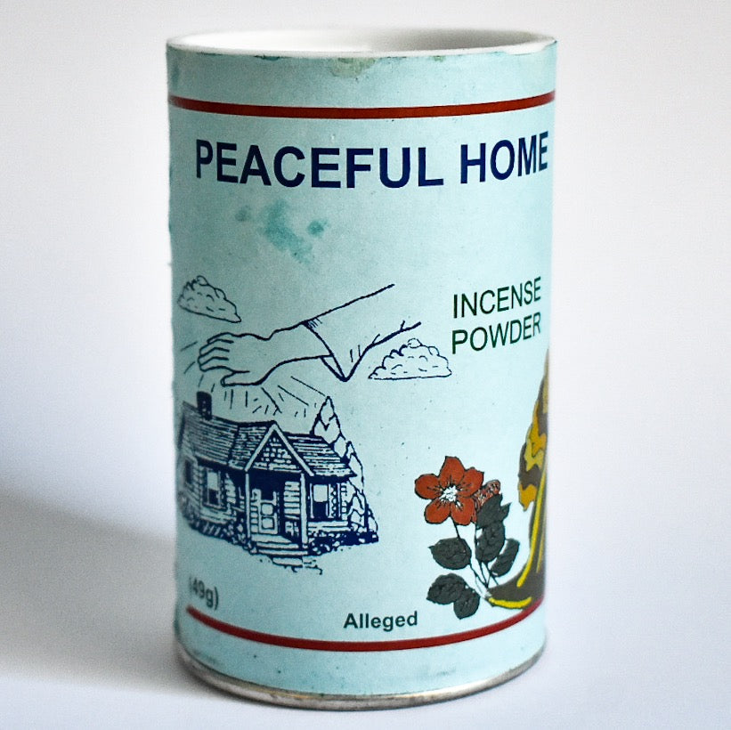 Peaceful Home Incense Powder - As Is