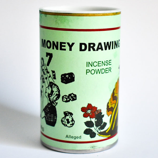 Money Drawing Incense Powder - Hello Violet