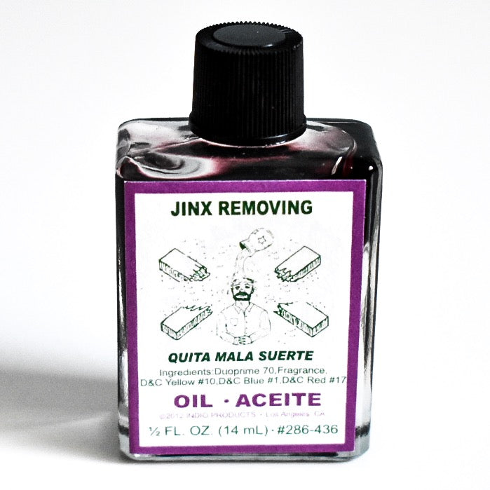 Jinx Removing Oil - Hello Violet