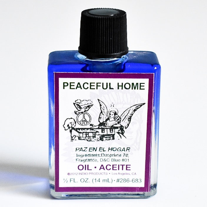 Peaceful Home Oil - Hello Violet