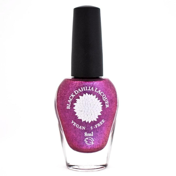 Black Dahlia Nail Lacquer - All Hallows' Eve - Hello Violet
