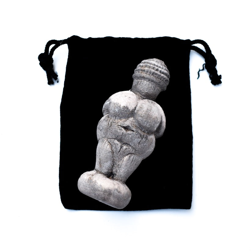 Venus of Willendorf Figurine - Hello Violet