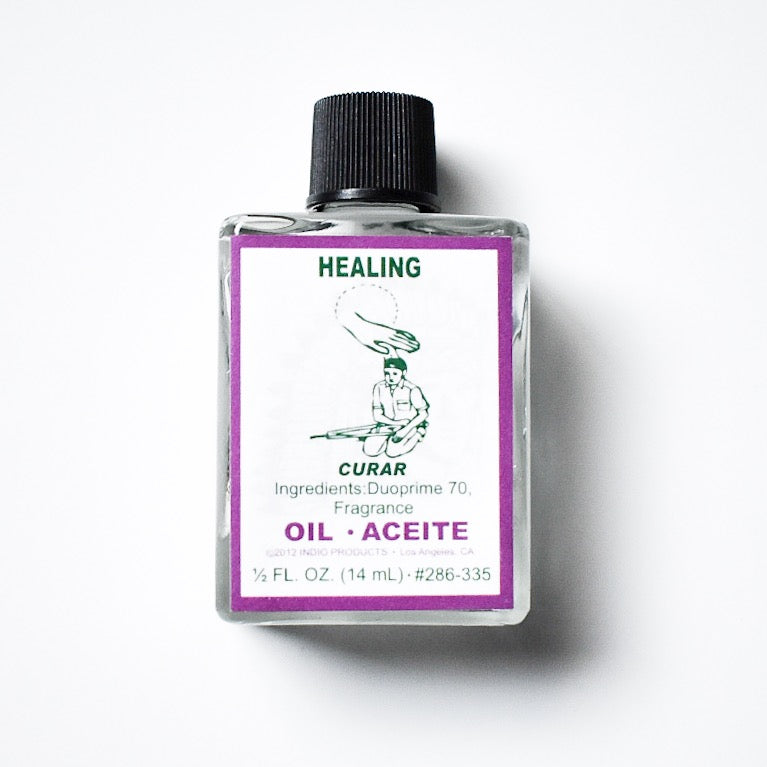 Healing Oil - Hello Violet