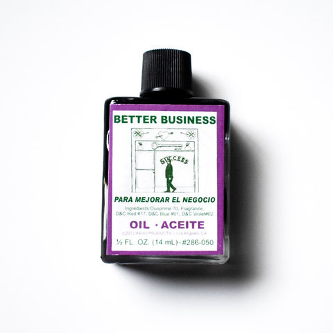 Better Business Oil - Hello Violet