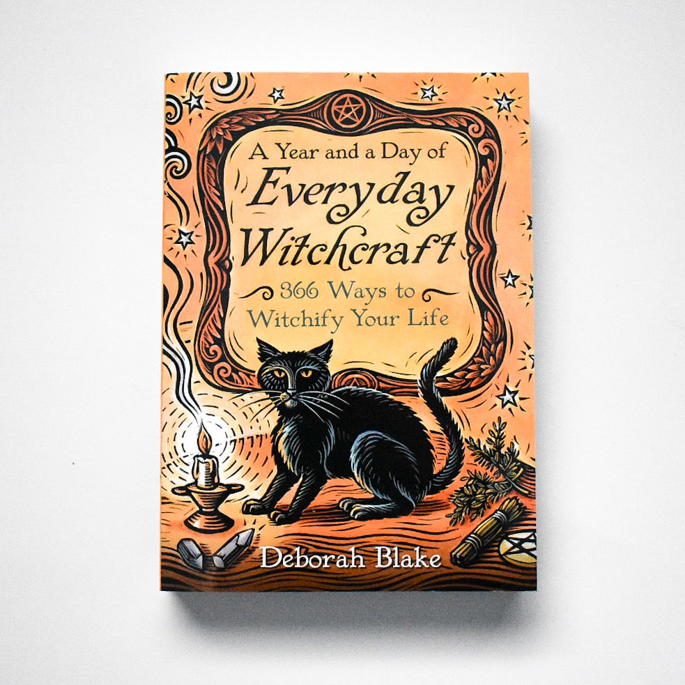 A Year and a Day of Everyday Witchcraft: 366 Ways to Witchify Your Life - Hello Violet
