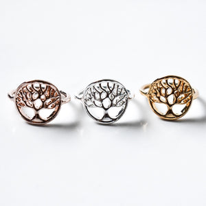 Tree of Life Ring - Hello Violet