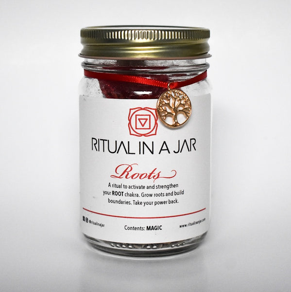 Roots Ritual in a Jar