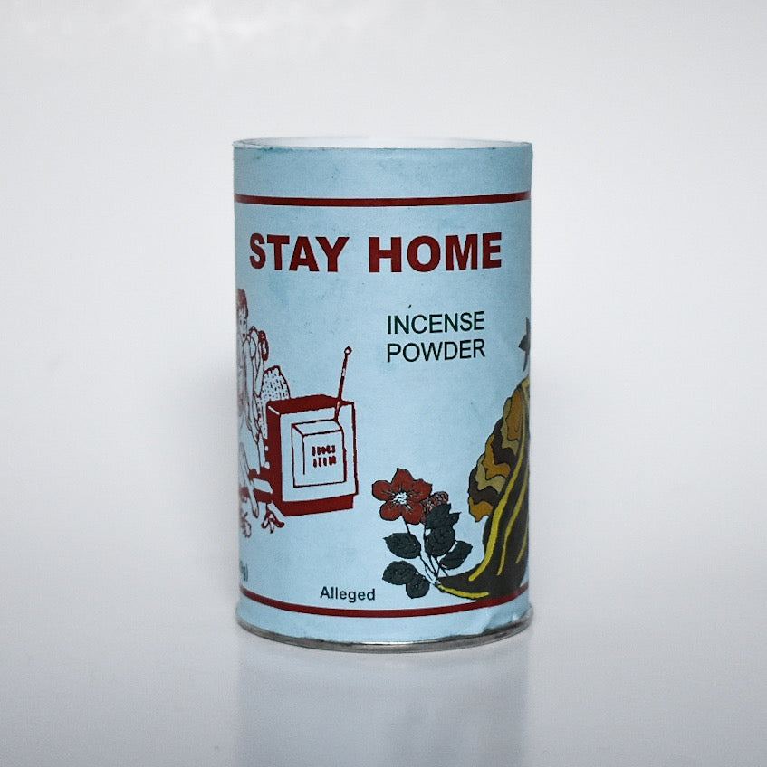 Stay Home Incense Powder