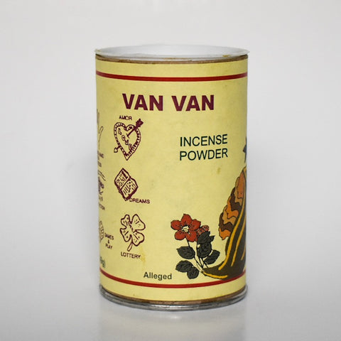 Van Van Incense Powder - Hello Violet