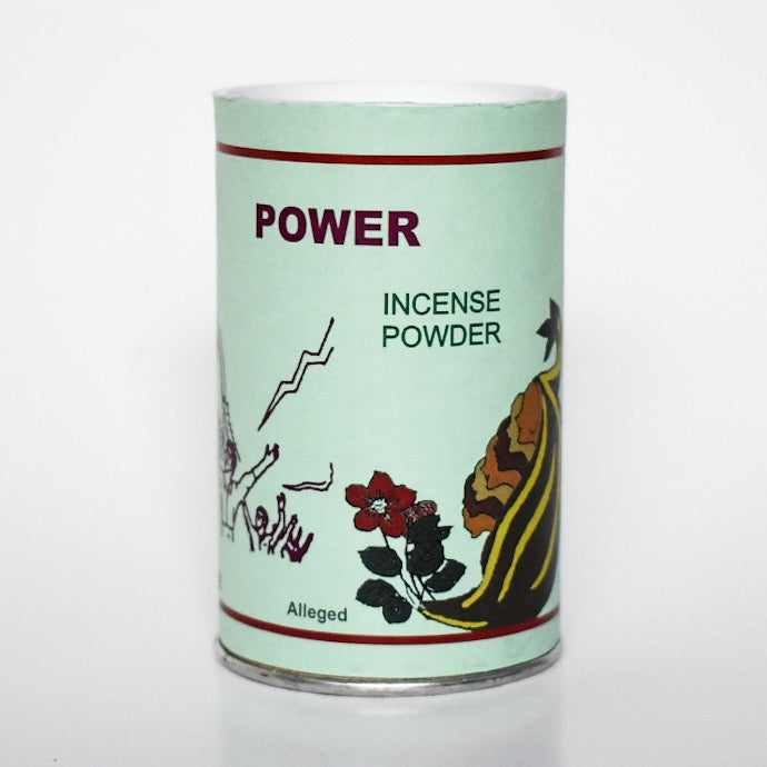 Power Incense Powder - Hello Violet