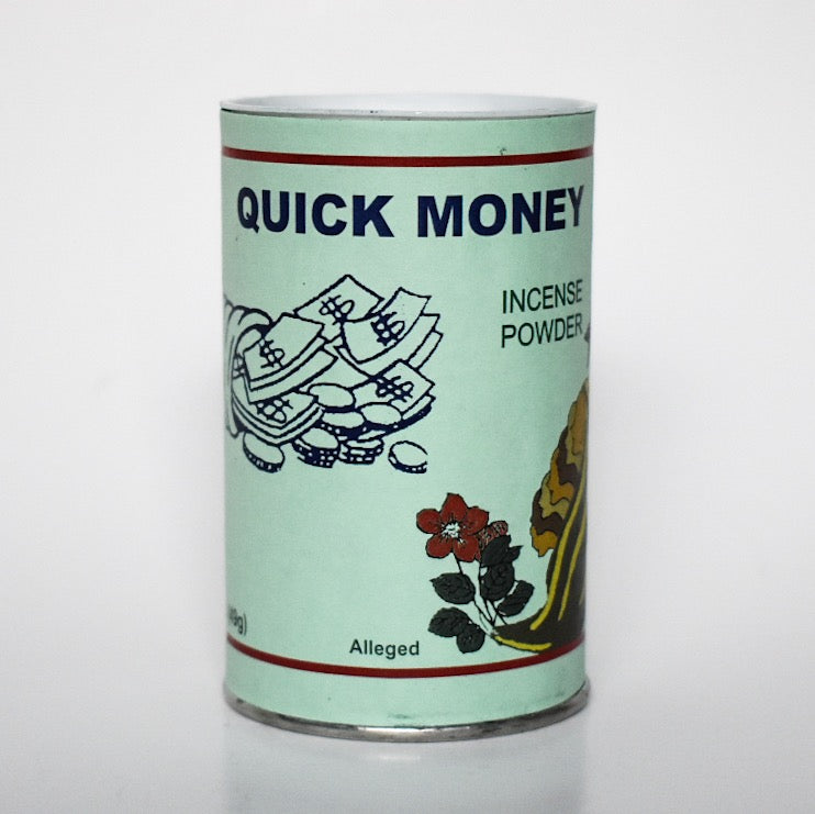 Quick Money Incense Powder