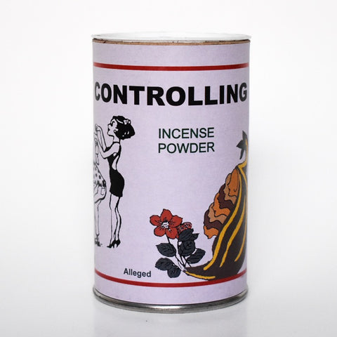 Controlling Incense Powder - Hello Violet