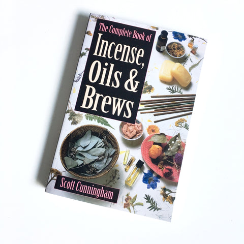 The Complete Book of Incense, Oils, and Brews - Hello Violet