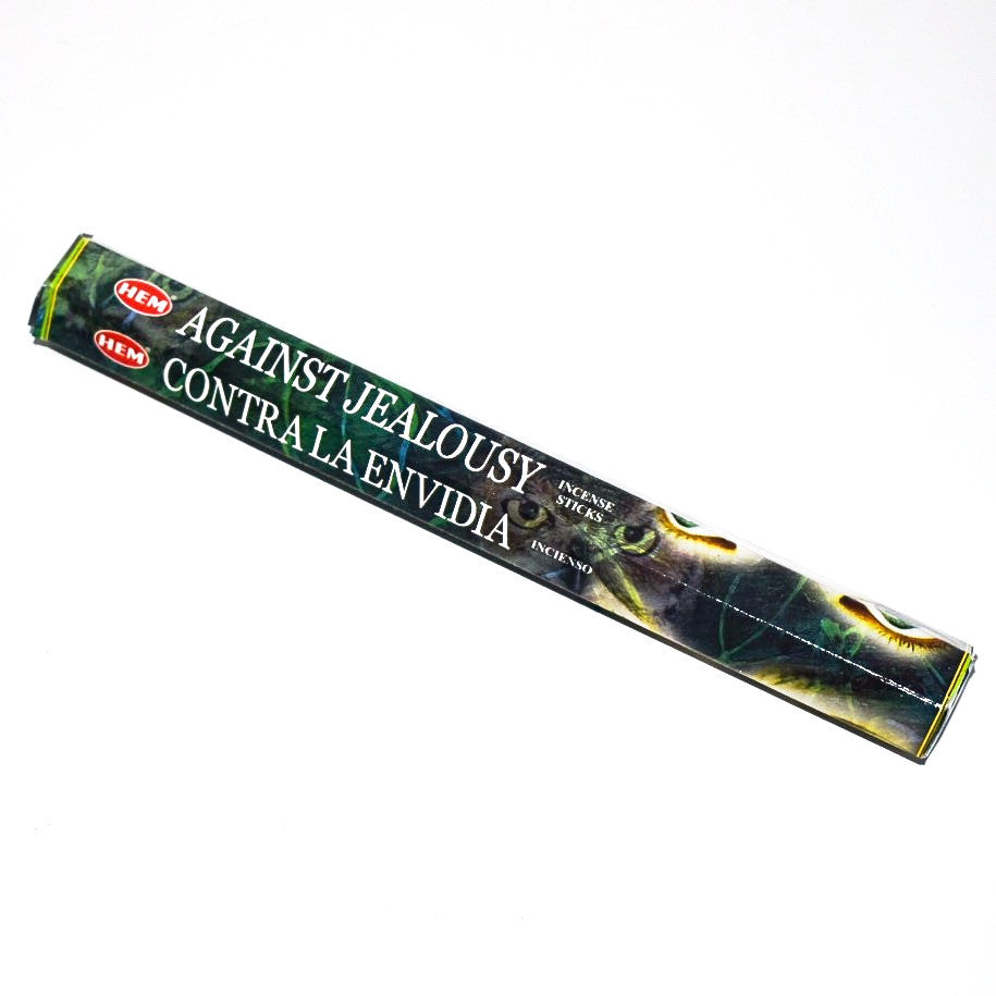 Against Jealousy HEM Incense 20 Sticks - Hello Violet