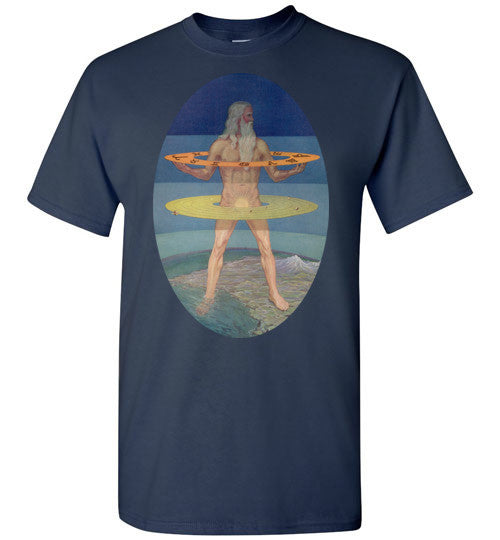 Grand Man Of The Zohar Men's T-Shirt