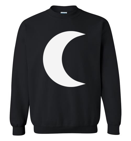 Crescent Moon Sweatshirt - Hello Violet