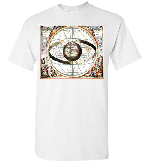 Ptolemaic System Men's T-Shirt