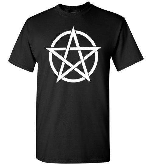 Classic Pentacle Men's T-Shirt