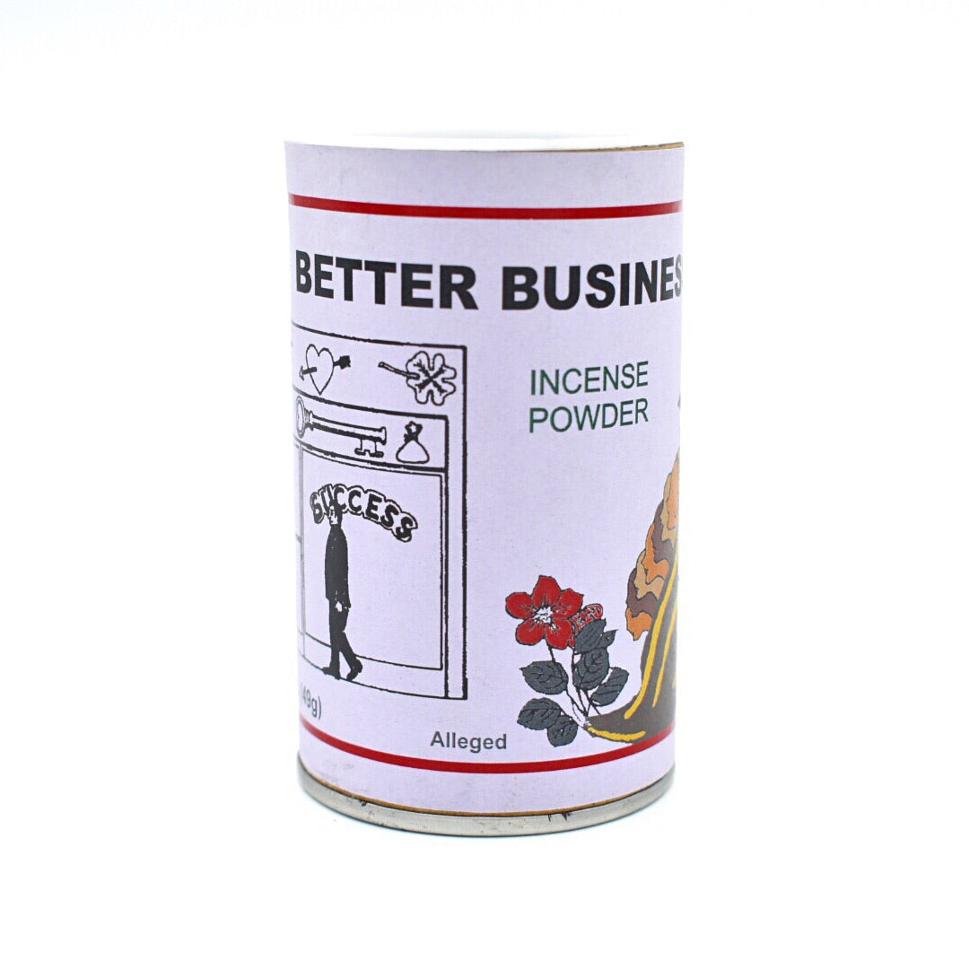 Better Business Incense Powder - Hello Violet
