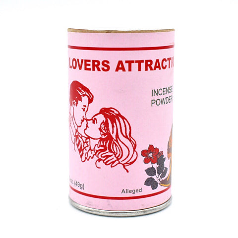 Lovers Attraction Incense Powder - Hello Violet