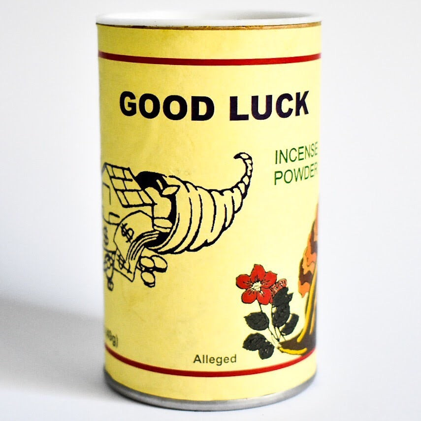 Good Luck Incense Powder - Hello Violet