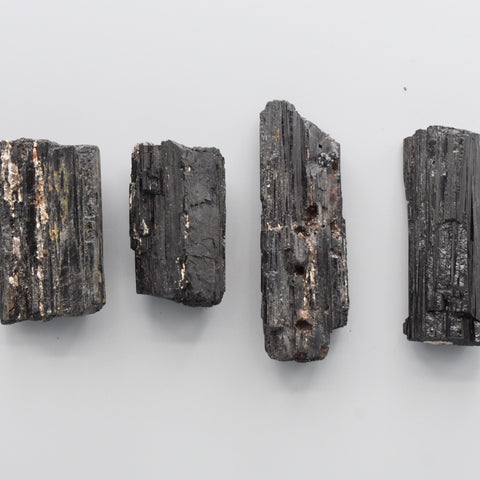 "Black Tourmaline Rods 2""-3""+ - Hello Violet"